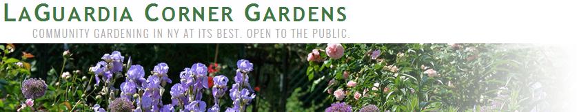 LaGuardia Corner Garden