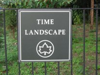 Time Landscape Janice Pargh