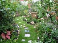 LaGuardia Community Garden Path Janice Pargh